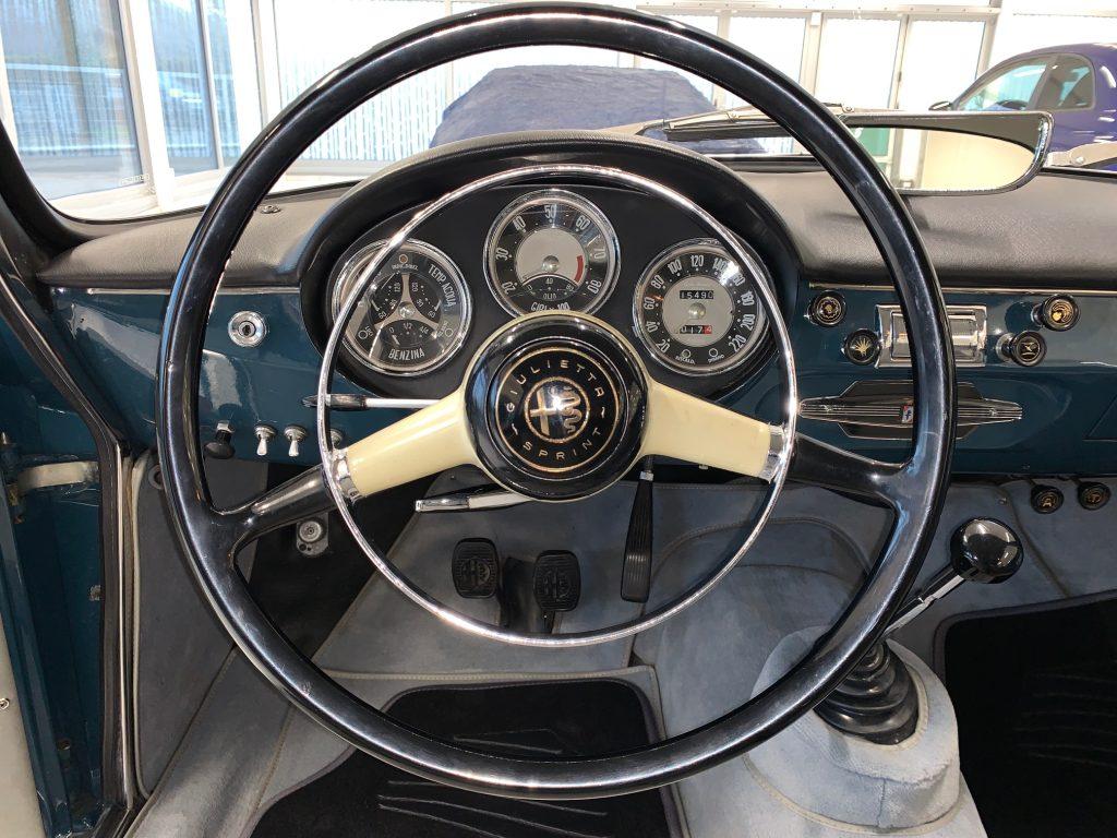 Oldtimer Auto Wilde